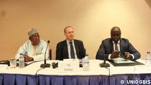 ein hochrangiges Treffen zur Bekämpfung des Drogenhandels in Guinea-Bissau