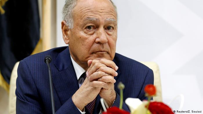 Arap Birliği Genel Sekreteri Ahmet Ebu Gayt