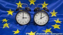 EU Zeitumstellung (picture-alliance/dpa/U. Baumgarten)