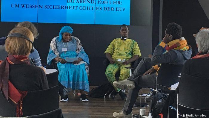 Deutschland Brennpunkt Sahel