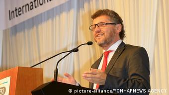 O relator especial da ONU Fabián Salvioli