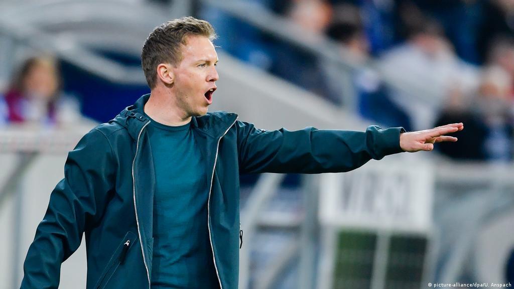 Opinion: Julian Nagelsmann guiding Hoffenheim to big Bundesliga finish |  Sports| German football and major international sports news | DW |  07.04.2019