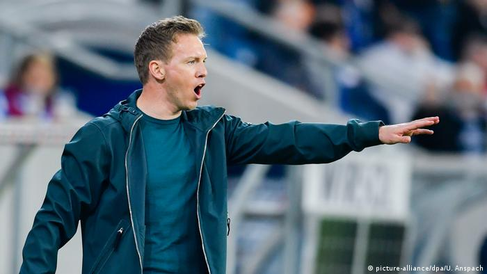 Opinion: Julian Nagelsmann guiding Hoffenheim to big Bundesliga ...