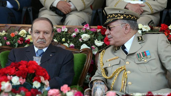 Abdelaziz Bouteflika, Präsident Algerien (picture-alliance/K. Mohamed)
