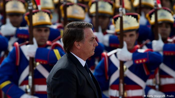 Brasilien: Präsident Jair Bolsonaro und das Militär