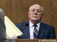 Ο Τζον Ντεμγιανγιούκ στο εδώλιο αμερικανικού δικαστηρίου (3/5/2006)