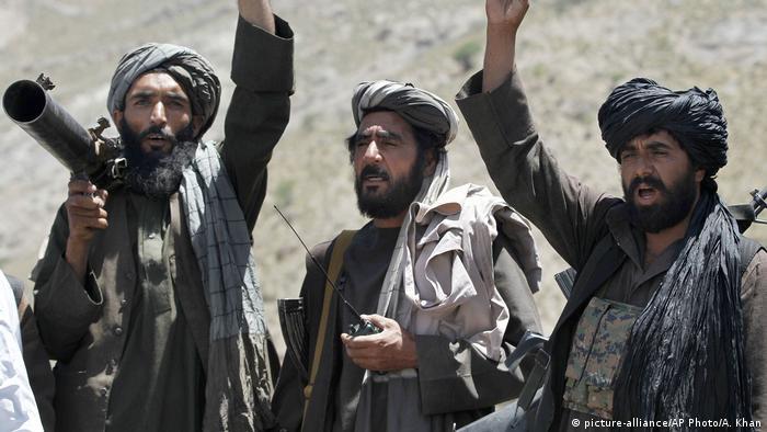 Taliban Extremisten Terroristen Afghanistan