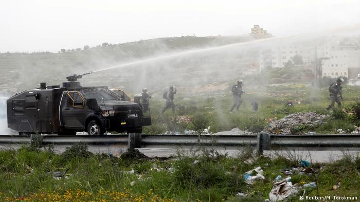 Israel Palästina Gaza Konflikt Protest
