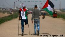 Gaza Palästina Israel Konflikt