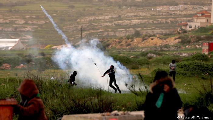 Gaza Israel Palästina Konflikt (Reuters/M. Torokman)