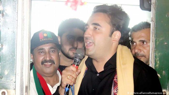 Bilawal Bhutto Zardari Pakistan PPP Zug
