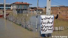 Hochwasser in Iran
