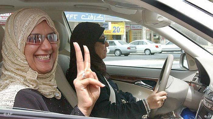 Wahlrecht für Frauen in Kuwait Flash-Galerie