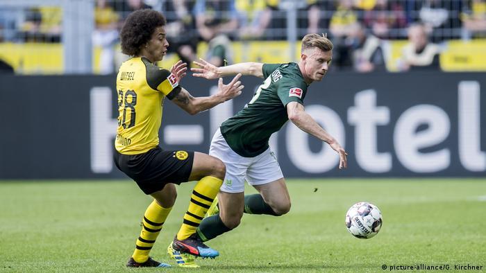 Fußball Bundesliga   27. Spieltag   Borussia Dortmund - VfL Wolfsburg