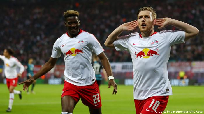 German Cup New Look Rb Leipzig Hunting First Major Silverware Sports German Football And Major International Sports News Dw 02 04 2019