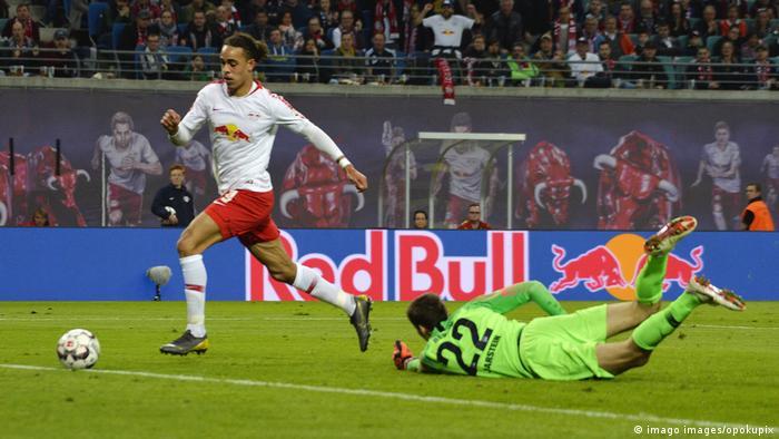 Fußball Bundesliga   27. Spieltag   Hertha BSC Berlin versus RB Leipzig (imago images/opokupix)
