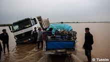 Überschwemmung in der südiranischen Provinz Khouzestan