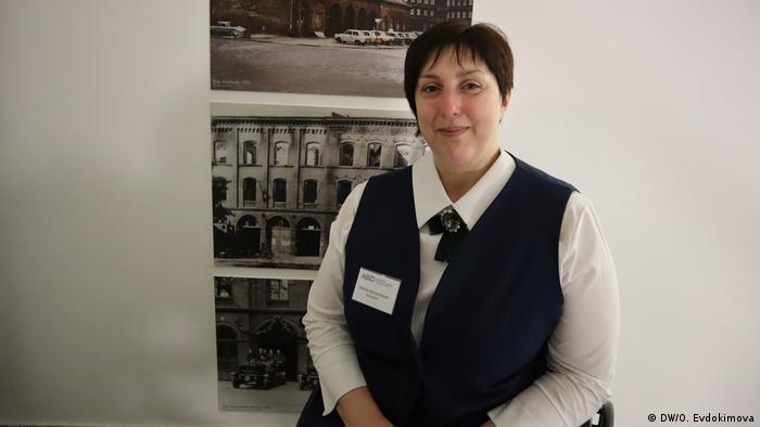 Marina Borissenkowa, Abgeordnete im Regionalparlament, Pskow-Gebiet