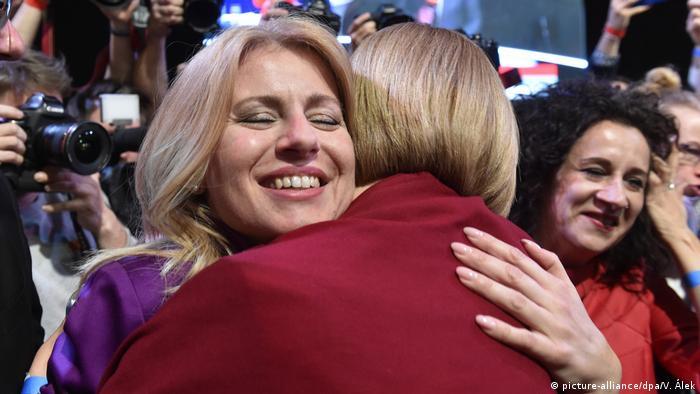 Slowakei, Bratislava: Präsidentenwahl in der Slowakei – Stichwahl