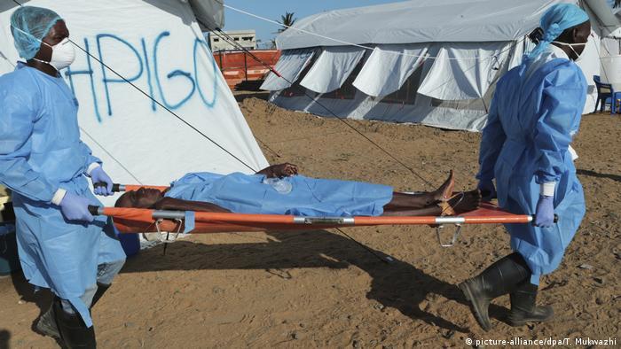 Mosambik, Beira: WHO bereitet Cholera-Impfungen in Mosambik vor