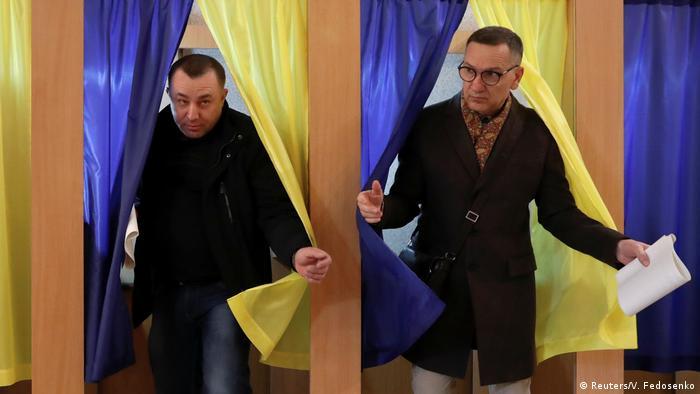 Вибори президента України - перший тур, 31 березня 2019 року