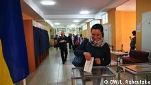 In der Ukraine wird heute neuer Präsident gewählt