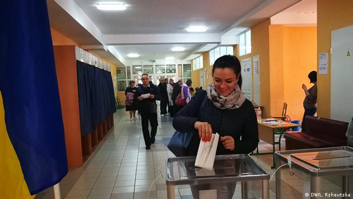 ЦВК констатує відсутність значних порушень на виборах