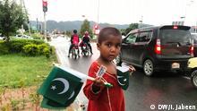 Pakistan Kinderunterernährung