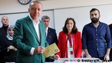 Wahlen Türkei Erdogan