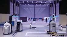 Hannover Messe 2019 | selbstfahrende Maschinen