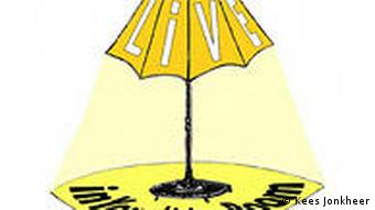 The Live in Your Living Room logo
