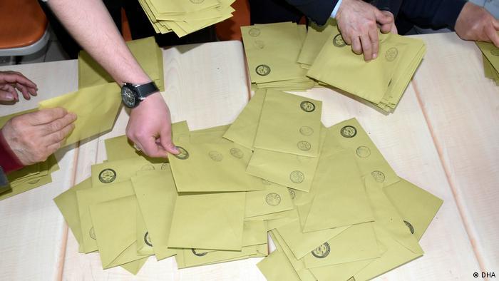 Правляча турецька партія вимагає перерахунку голосів у Стамбулі