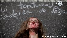 Brasilien Protest gegen Gedenken an Militärputsch 1964