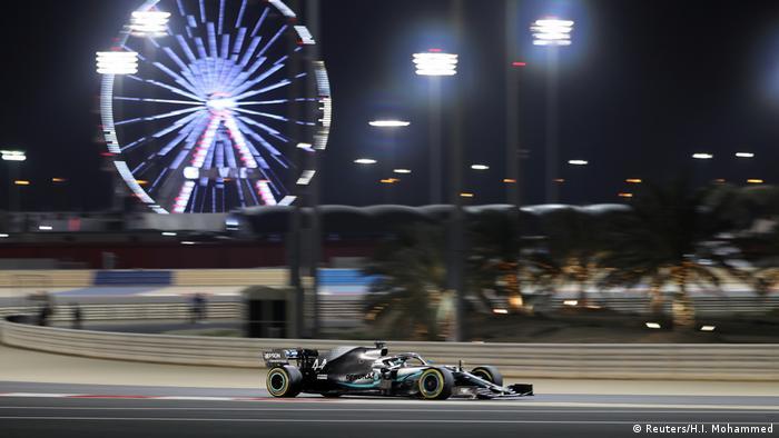 Formel 1 Großer Preis von Bahrain 2019   Lewis Hamilton, Mercedes