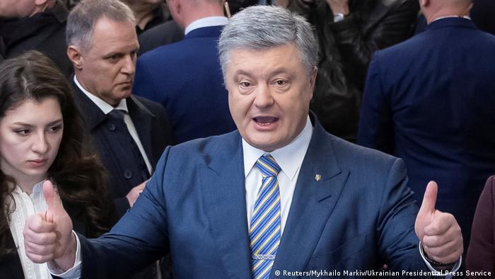 Петро Порошенко здав аналізи вдруге