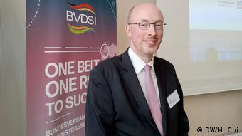 Deutschland Bremen Bundesverband Deutsche Seidenstraßen Initiative BVDSI | Christian Pegel