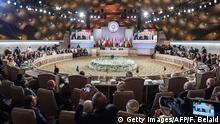 Tunesien Gipfel der Arabischen Liga in Tunis
