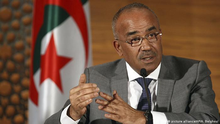 Algerien: Ministerpräsident Noureddine Bedoui