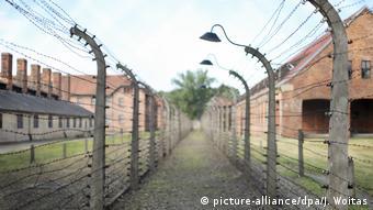 Polen, Oswiecim: Konzentrationslager Auschwitz (picture-alliance/dpa/J. Woitas)