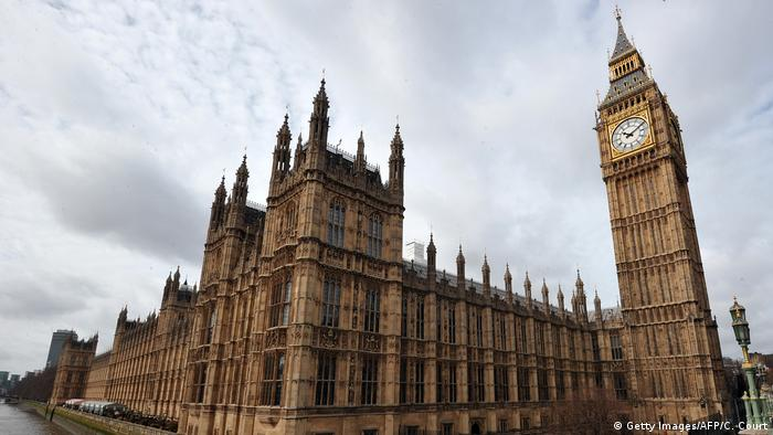 England, London: Houses of Parliament