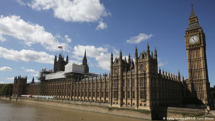 England, London: Houses of Parliament (Getty Images/AFP/D. Leal-Olivas)