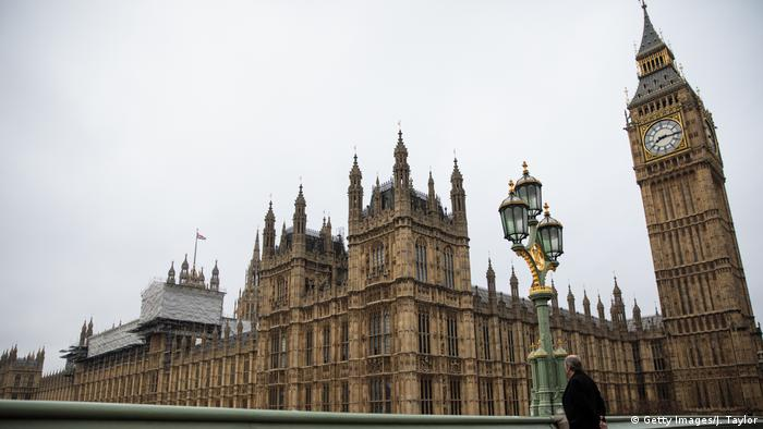 England, London: Houses of Parliament (Getty Images/J. Taylor)