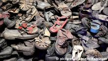 Polen, Oswiecim: Konzentrationslager Auschwitz
