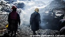 Peru, La Rinconada: Bergbau und Minenarbeit - Symbolbild