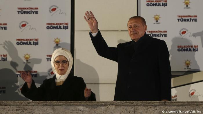 Tüekei, Ankara: Recep Tayyip Erdogan