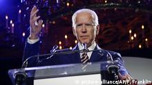 USA, New York: Joe Biden