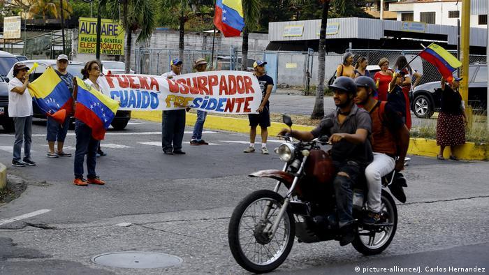 Venezuela: Politische Krise und Stromausfälle
