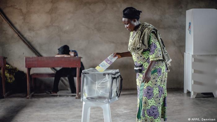 DRC election on March 31 (AFP/L. Dennison)