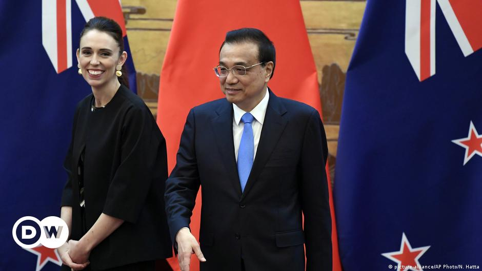 New Zealand slams China's treatment of Uyghurs, stops short of calling it genocide