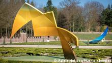 Niederlande Apeldoorn Ausstellung The Garden of Earthly Worries von Daniel Libeskind